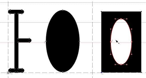 Создание буквы. Шаг 5