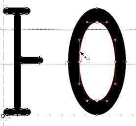 Создание буквы. Шаг 6